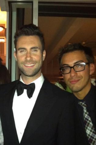 Adam Levine and I