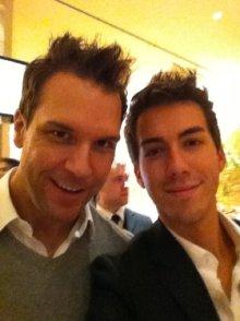 Dane Cook and I
