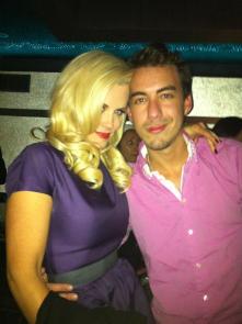 Jenna McCarthy and I