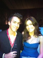 Mandy Moore and I