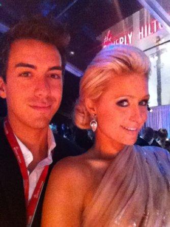 Paris Hilton and I