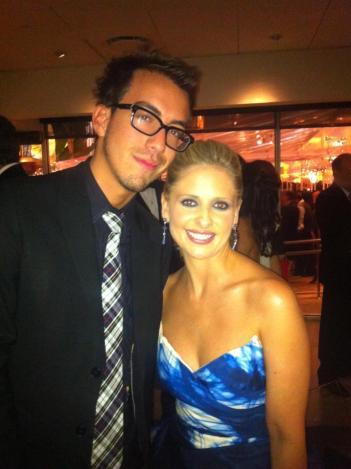 Sarah Michelle Gellar and I