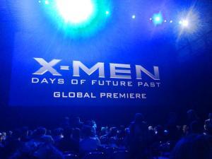 X-men Global Premiere